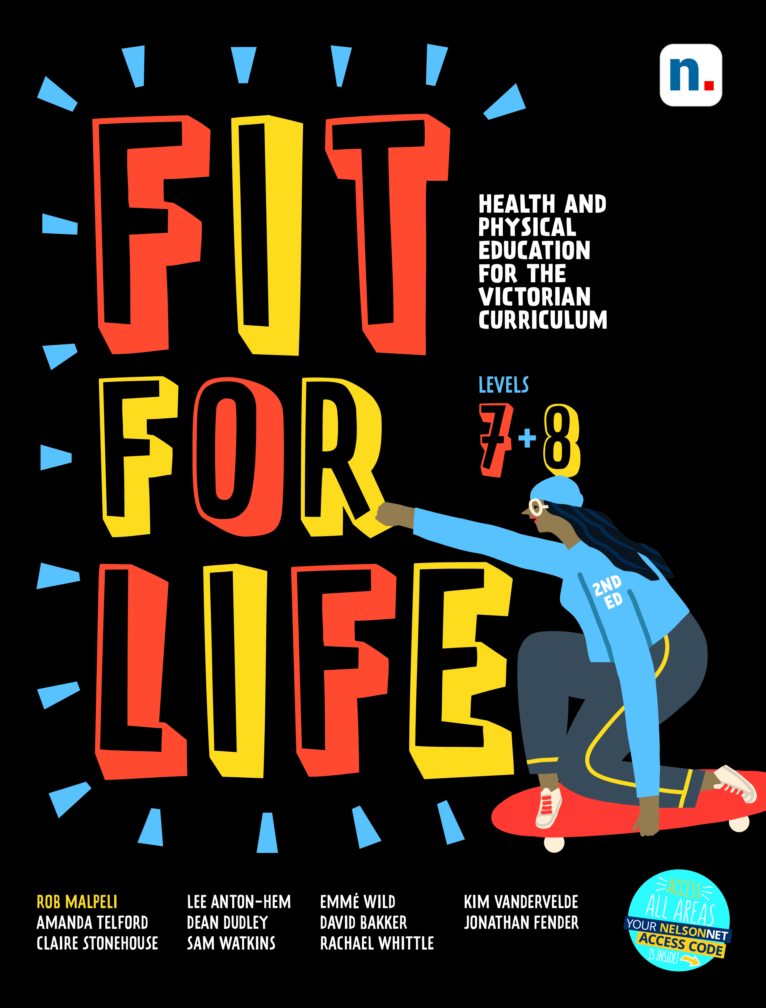 Fit for Life Years 7 & 8 and 9 & 10 for the Victorian Curriculum